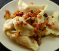 Pierogi with meat in Chicago