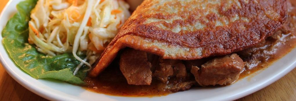 Our Special: Potato Pancake