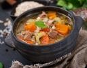 soup beef barley